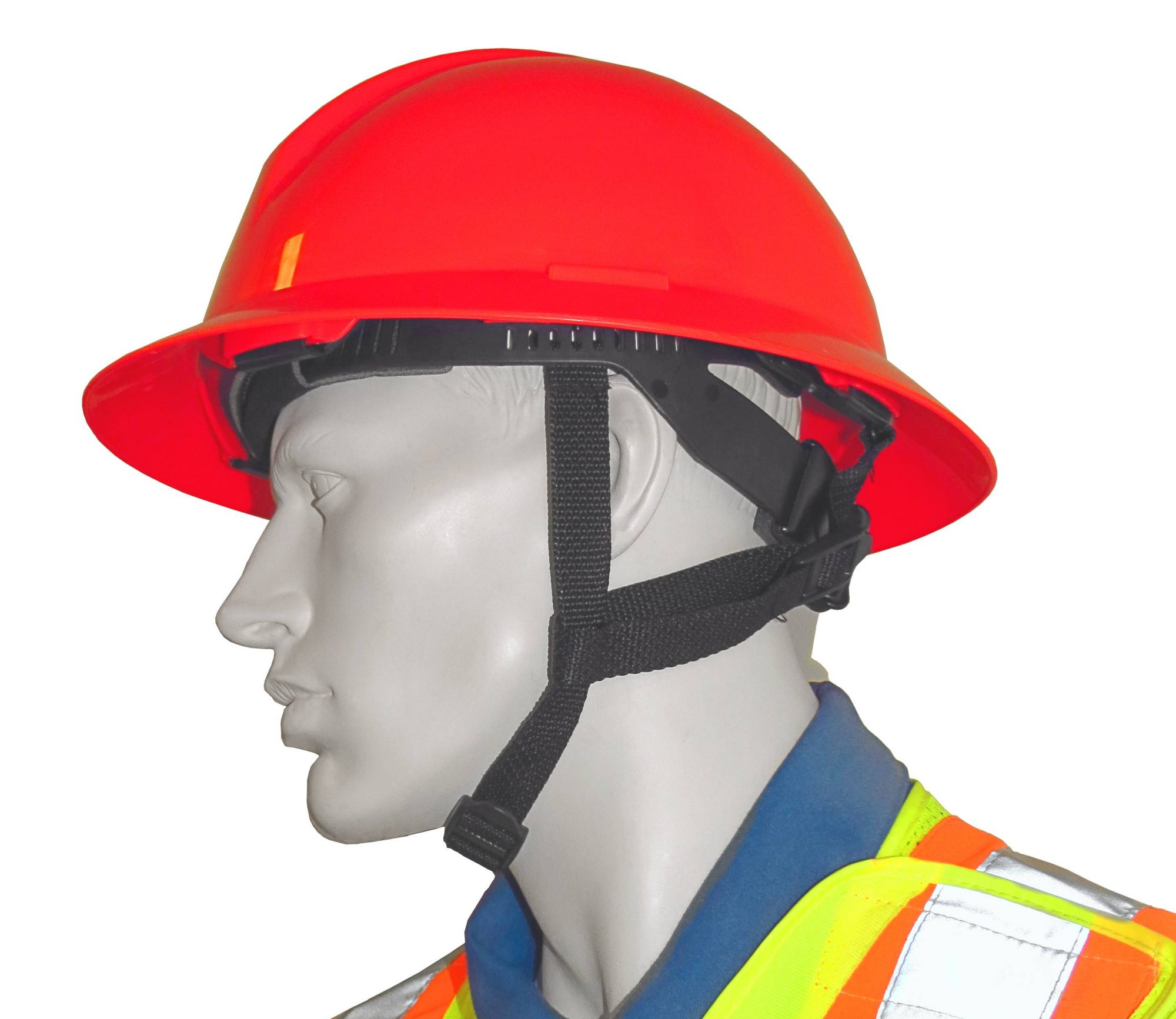 The safety helmet is an indispensable piece of protective equipment.